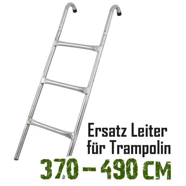 Leiter für Trampolin 370cm-490cm