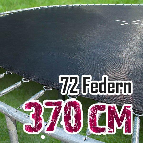 Sprungtuch für 370cm Trampolin für 72 Federn