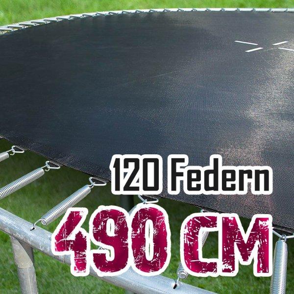 Sprungtuch für 490cm Trampolin für 120 Federn