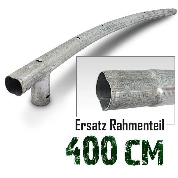 Rahmenteil für Trampolin 400cm (13ft) / 105cm / 4,2cm / 6