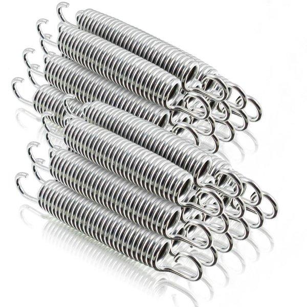 24x Spiralfeder, 140x21 mm für 183 - 305 cm Trampoline