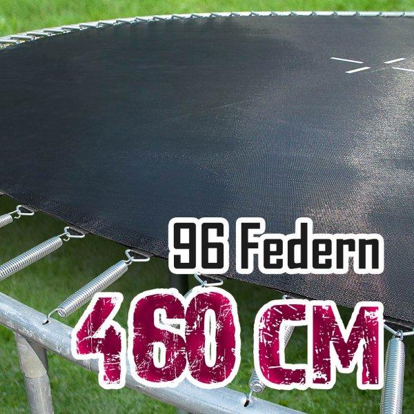 Sprungtuch für 460cm Trampolin für 96 Federn