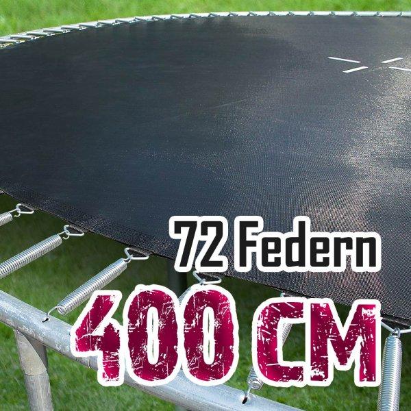 Sprungtuch für 400cm Trampolin für 72 Federn