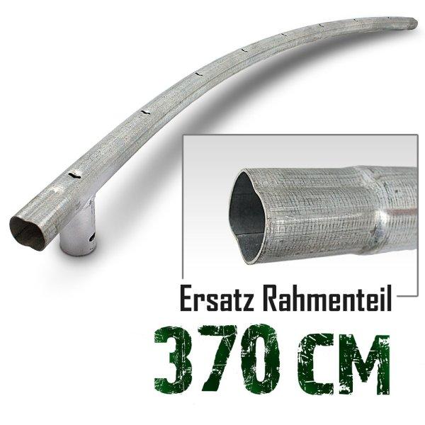 Rahmenteil für Trampolin 370cm (12ft) / 143cm / 4,2cm / 8