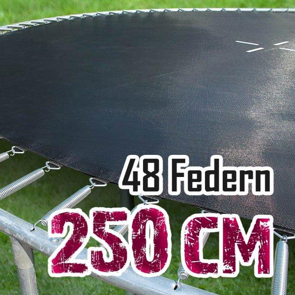 Sprungtuch für 250cm Trampolin für 48 Federn